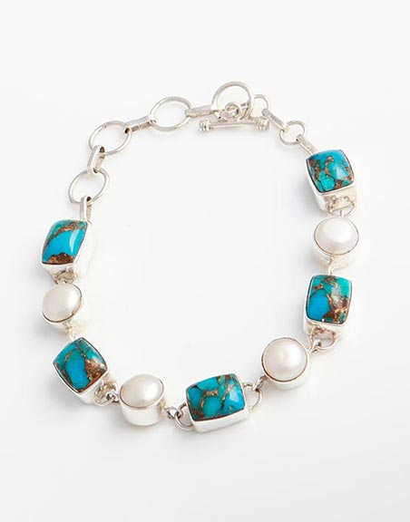 bracelet-with-blue-mojave-turquoise-white-freshwater-pearls-in-sterling-silver-bb8h