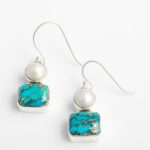 drop-earrings-with-white-freshwater-pearls-blue-mojave-turquoise-in-sterling-silver-be39c