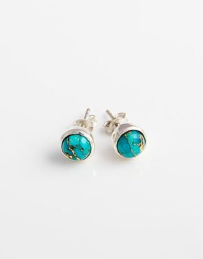 sterling-silver-stud-earrings-with-blue-mojave-turquoise-be69c